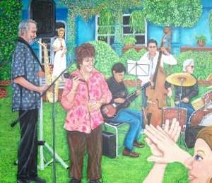 Tropical Jazz at Casa Colonial