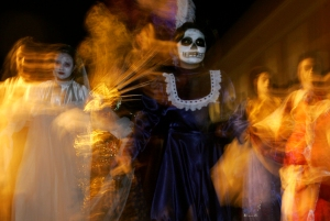 Join Jim on his Oaxaca, Day of the Dead Tours. See Cline's Website