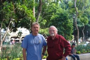 Jim Cline and Alan Goodin (The Jaguar)