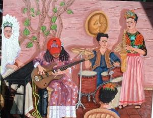 The Frida-Jazz Quartet