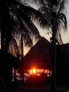 Puerto Escondito Sunset